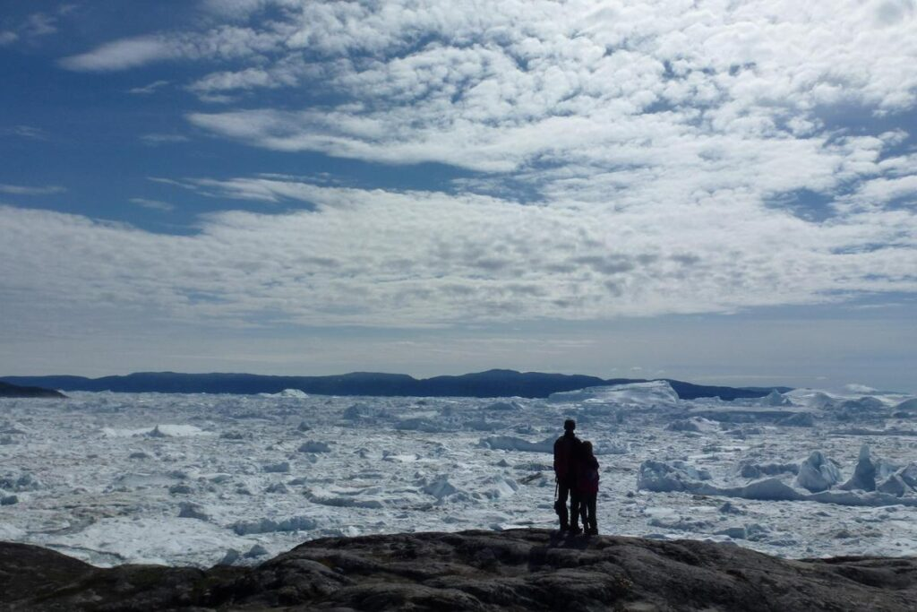 Isfjorden ved Ilulissat