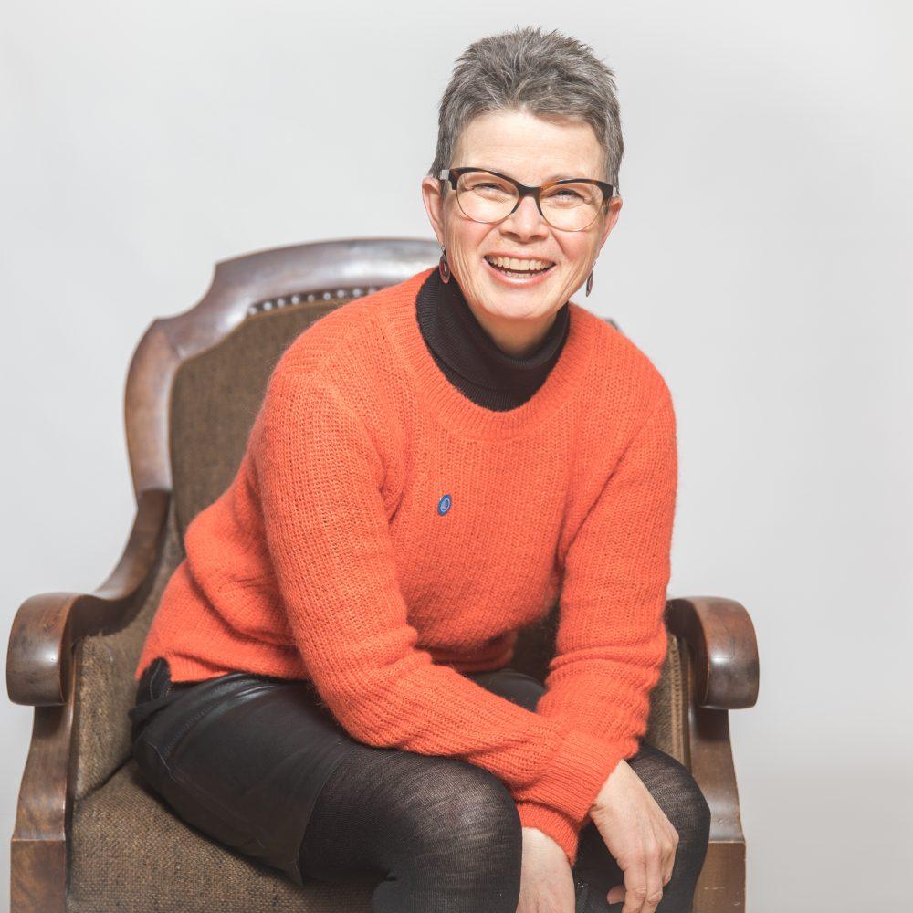 Direktør for NAPA, Anne Mette Gangsøy