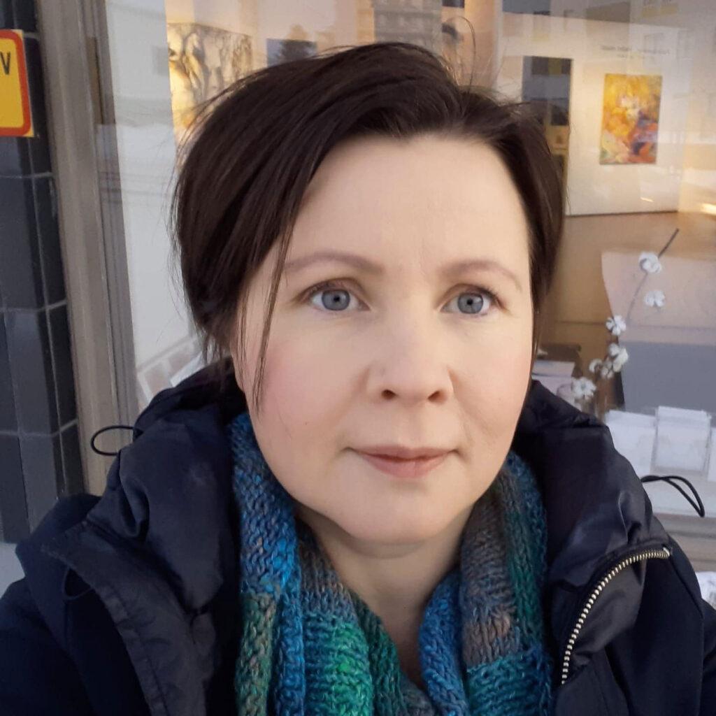 Maria Huhmarniemi, NAPAs bestyrelse